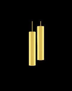 LED Pendulum Slim | LED 长筒吊灯-维也纳金-Tree